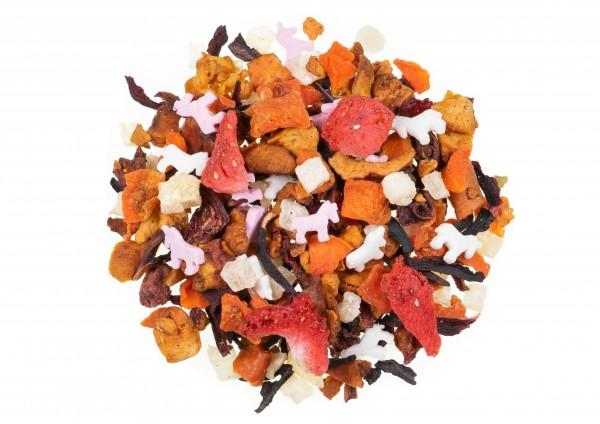 Süßes Einhorn mild - Früchtetee / Vanille Sahne Geschmack