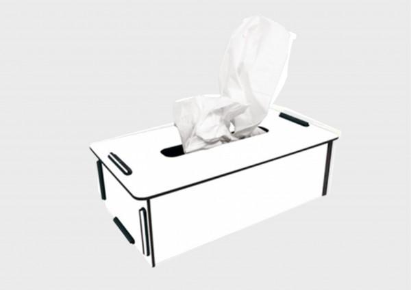 DIY zum selbst gestalten - TaschentuchBox