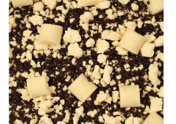 Weißer Chai natürlich - Schwarztee / weiße Schokolade Zimt Geschmack