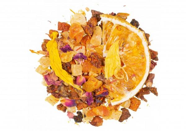 Tropenhimmel mild natürlich - Früchtetee / Mango Mandarine Geschmack