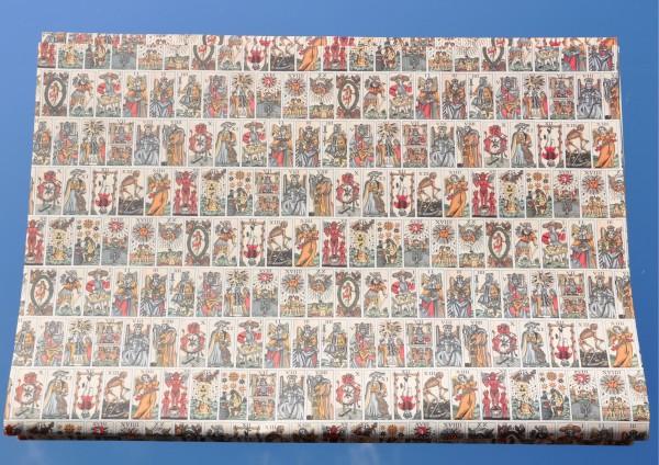 Tarot - Geschenkpapier
