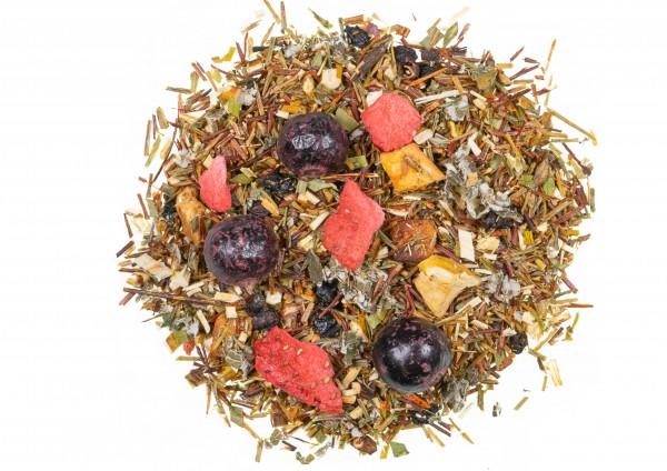 Hexenwald® / Waldbeer Geschmack - Grüner Honigbuschtee
