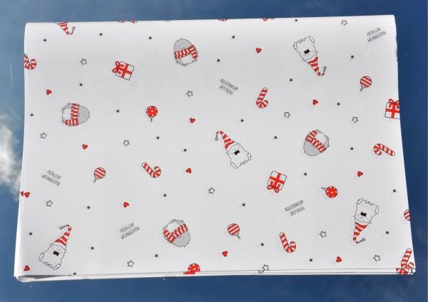Katz & Tine / Weihnachten - Geschenkpapier