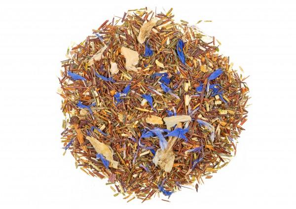 Wüstenblume ® / Pfirsich Mango Geschmack - Grüner Rotbusch Tee