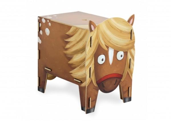 Pony - Sitztruhe
