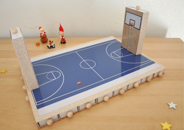 Basketball - Adventskalender zum selbst befüllen