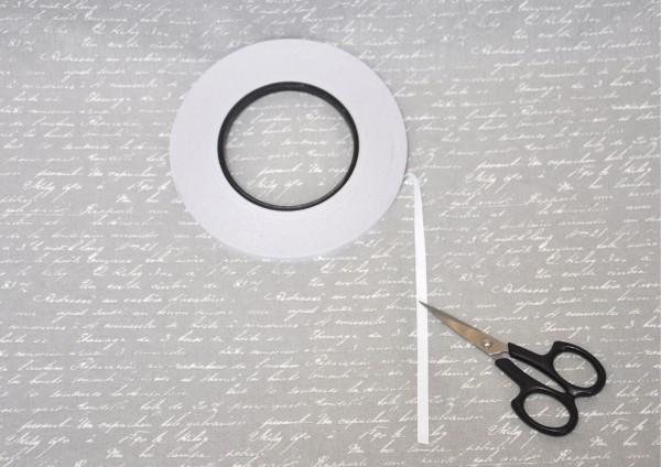 doppelseitiges Klebeband 6mm breit