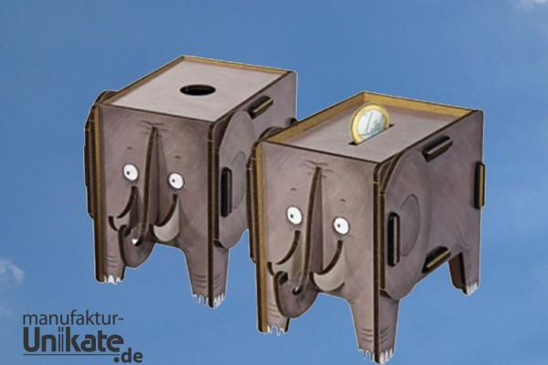 Elephant - Twinbox