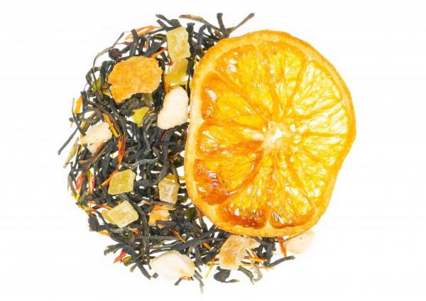 Grapefruit Mandarine natürlich - Grüntee