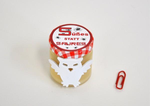 Halloween - Honig mit Leuchtfigur - verschiedene Motive - Süßes statt Saures