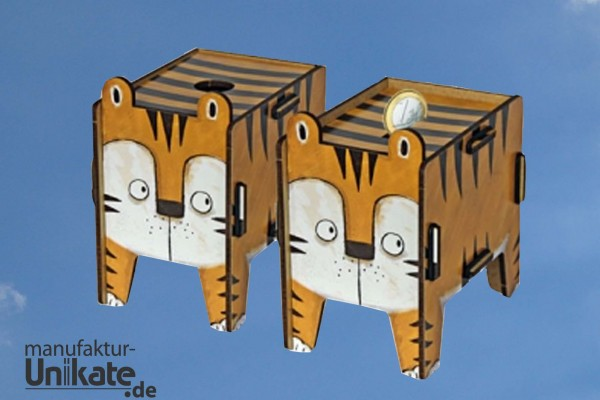 Tiger - Twinbox