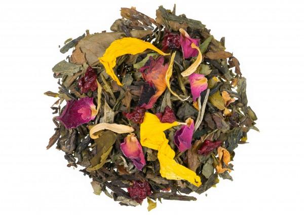 Weiße Perle von Fujian® - Weißer Tee / Aprikose Jasmin Geschmack